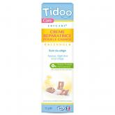 Crema ristrutturante per cambio pannolini con zinco e calendula Tidoo, 75 g