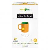 Herbodiet Allevia Gas Novadiet, 20 bustine