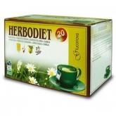 Herbodiet Gluconova, Novadiet, 20 saquetas