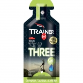 Trainer Three Taurina- Caffeina Novadiet, 40 g