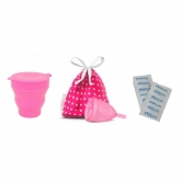 Pack Copo Menstrual Lady Cup