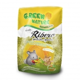 Green nature - chinchila
