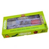 Roeditos - snack porquinho-da-índia