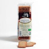 Biscotti integrali di farro e mela El Horno de Leña, 190 g