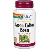 Green coffee Solaray, 60 capsule vegetali