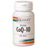 COQ10 100 mg Solaray, 30 Capsule