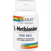L-Methionine 500 mg Solaray, 30 capsule