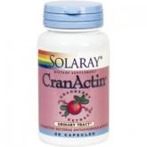 CranActin Solaray, 60 capsule vegetali