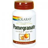 Pomegranade 200mg Solaray, 60 capsule