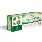 Depura Plus estratto di carciofo Dietista, 14 fialette