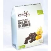 Golden berries (uciuva) al cioccolato Ecolife, 200 g