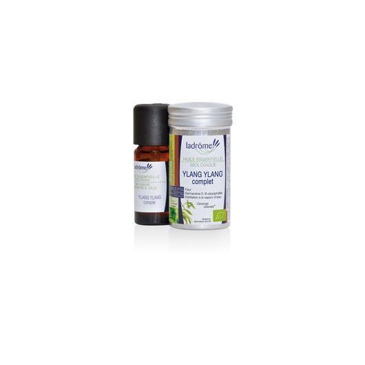 Huile essentielle d'ylang-ylang bio Ladrôme, 10 ml