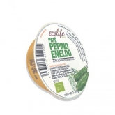 Patè di cetrioli e aneto Ecolife, 50g