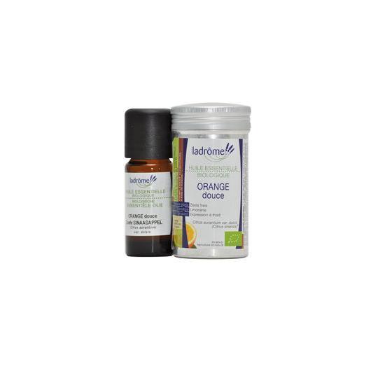 Aceite esencial bio Naranja Dulce Ladrôme, 10ml