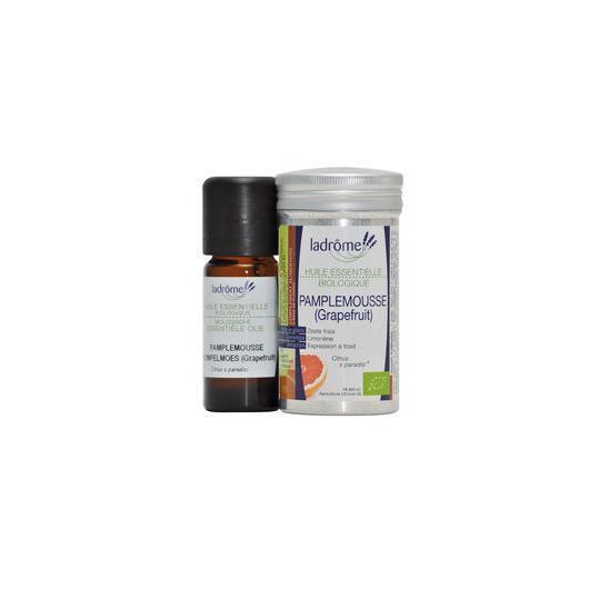 Aceite esencial bio Pomelo Ladrome, 10ml