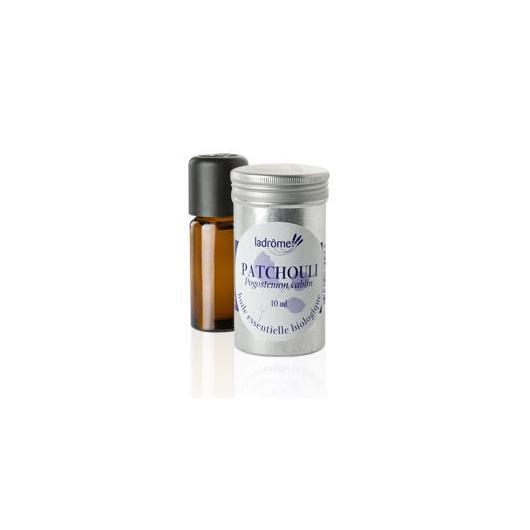 Olio essenziale bio Patchouli Ladrôme, 10ml