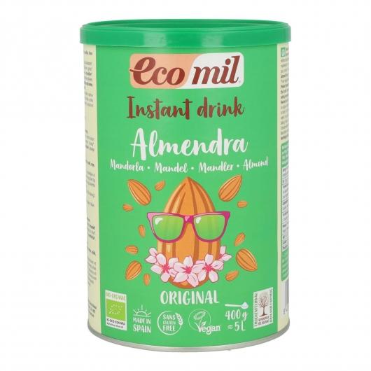 Latte di Mandorla in polvere EcoMil, 400g