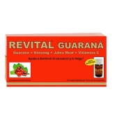 Revital Guaraná Pharma OTC, 20 fiale
