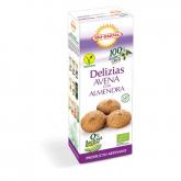Delizie d'avena con mandorle Bio-Darma, 125 g