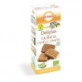 Delizie di quinoa con cannella e limone Bio-Darma, 125 g