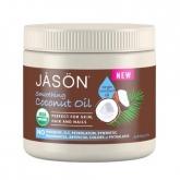 Olio vergine di cocco Eco soavizzante Jason, 443 ml