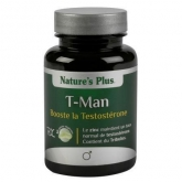 T-Man Nature's Plus, 30 capsule