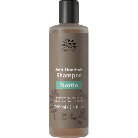 Shampoo Ortica anticrespo Urtekram, 250 ml