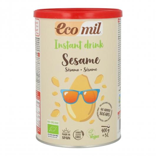 Lait de sésame en poudre EcoMil, 400 g