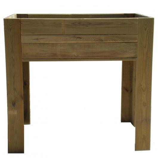 Mesa de cultivo madera modelo M
