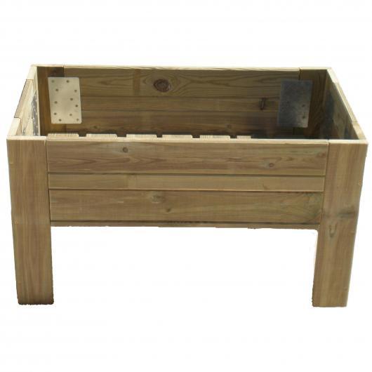 Tavolo da coltivazione di legno modello S
