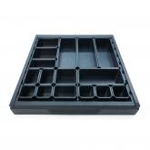 Sistema para ordenar gavetas da bancada de trabalho Wolfcraft 4791000