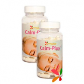Calm Plus Teanina + triptofano Mundo Natural, 90 capsule