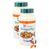 Omega 3 plus Mundo Natural, 90 capsule