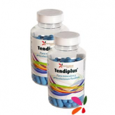 Tendiplus Magnesio e zinco Mundo Natural, 90 capsule