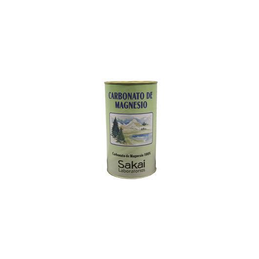 Carbonato de Magnesio Sakai, 160 g