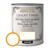 Pittura Chalky Finish mobili Xylazel bianco