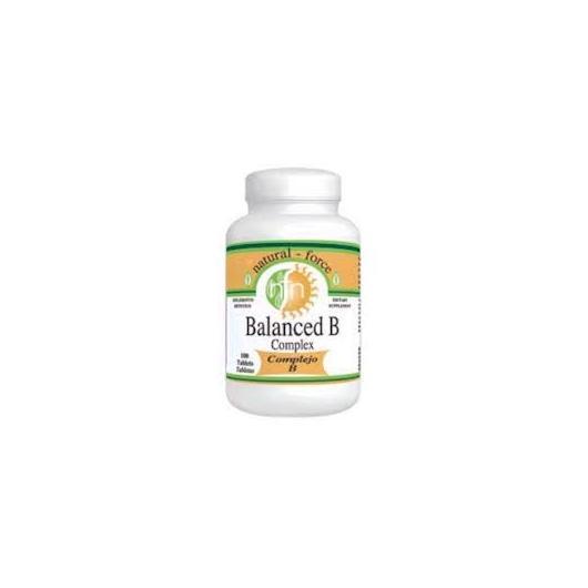 Complexe vitamines B Bio-Ener 100 comprimés