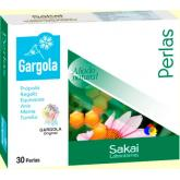 Gargola Garganta Sakai, 30 perlas