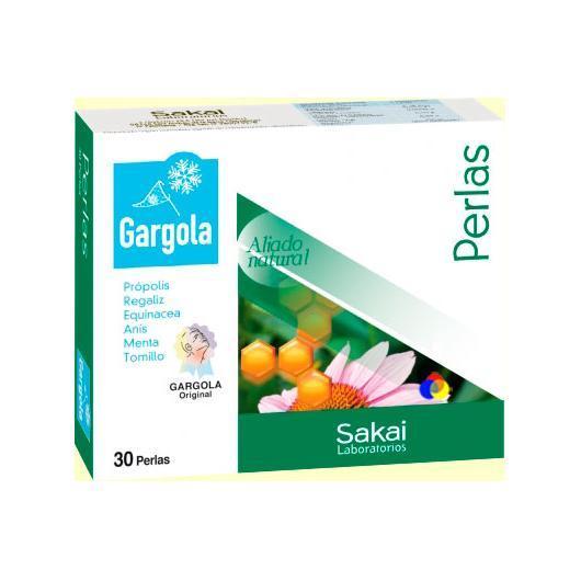 Gargola Gola Sakai, 30 compresse