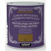 Pittura Metallizzata mobili Xylaxel Oro