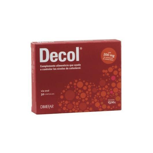 Decol (colesterolo) Dimefar 30 capsule