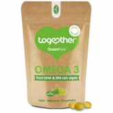Omega 3 DHA e EPA Together, 30 capsule vegetali