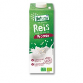 Bevanda di riso con proteine di piselli BIO Natumi, 1L