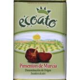 Pimentón dulce Murciano ecológico Ecoato, 75gr
