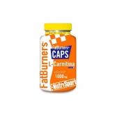 L-carnitina Fatburners Nutrisport, 105 compresse