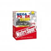 Megapower 20000 cioccolato Nutrisport, 40 bustine