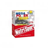 Megapower 20000 vaniglia Nutrisport, 40 bustine
