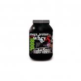 Mega Protein whey+5 cioccolato Nutrisport, 900 g