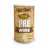 Vegan Pre Work Frutti di Bosco Nutrisport, 380 g