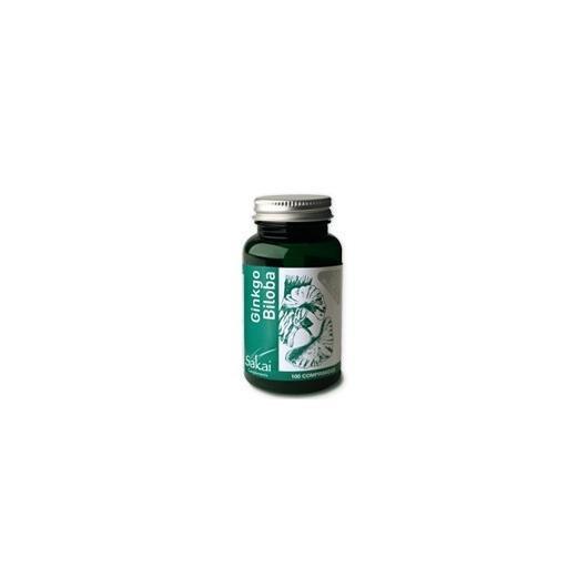 Ginkgo Biloba 100 comprimidos, Sakai